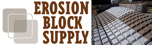 Erosion Block Supply Logo